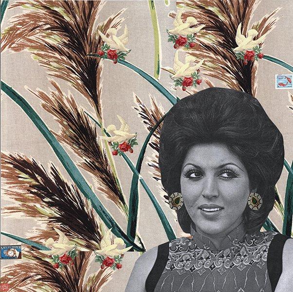 Afsoon, Mahasti, 50 x 50 cm, 2010