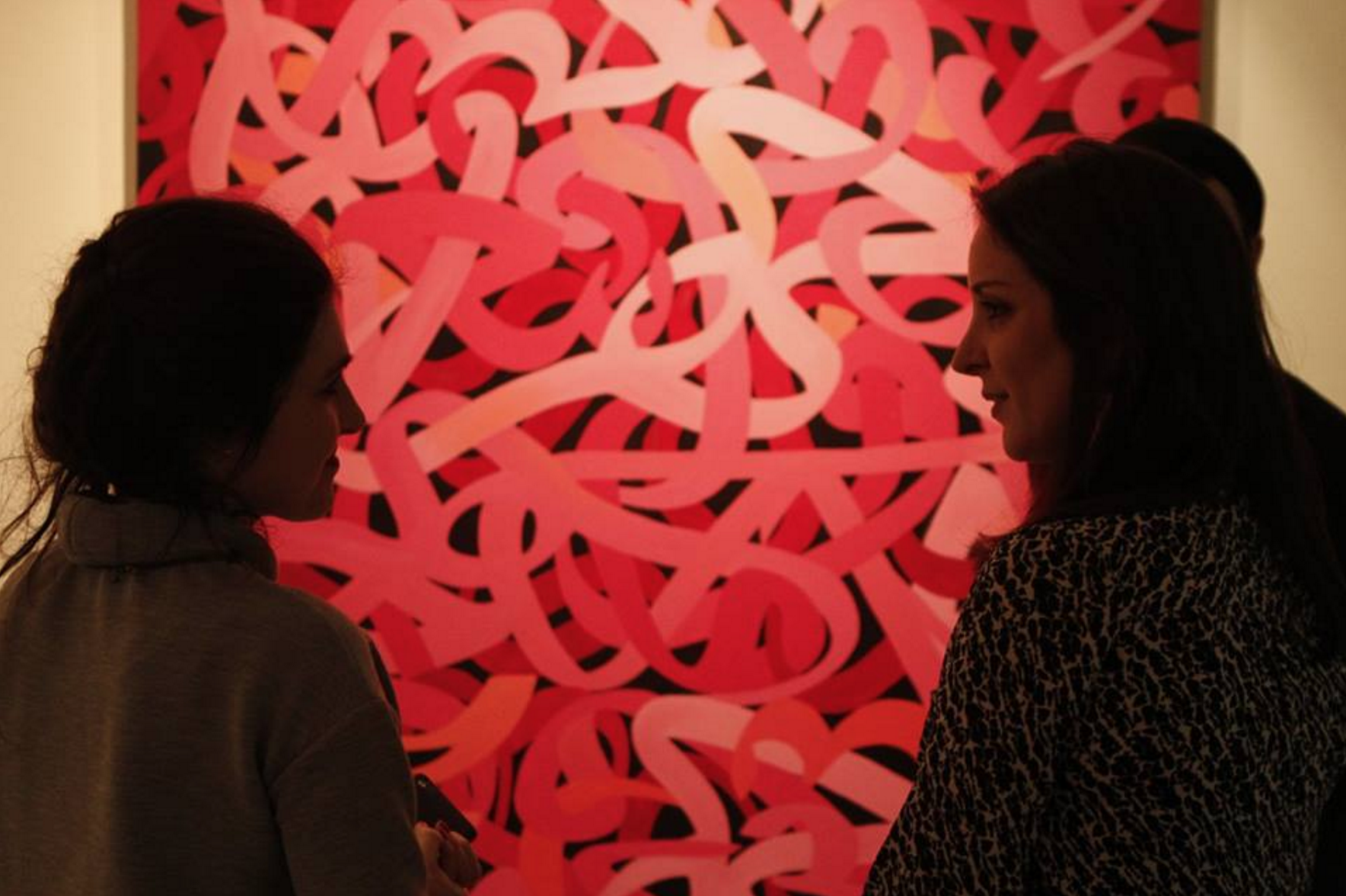 Art Maison Exhibition in Beirut with Iranian Artist Salar Ahmadian