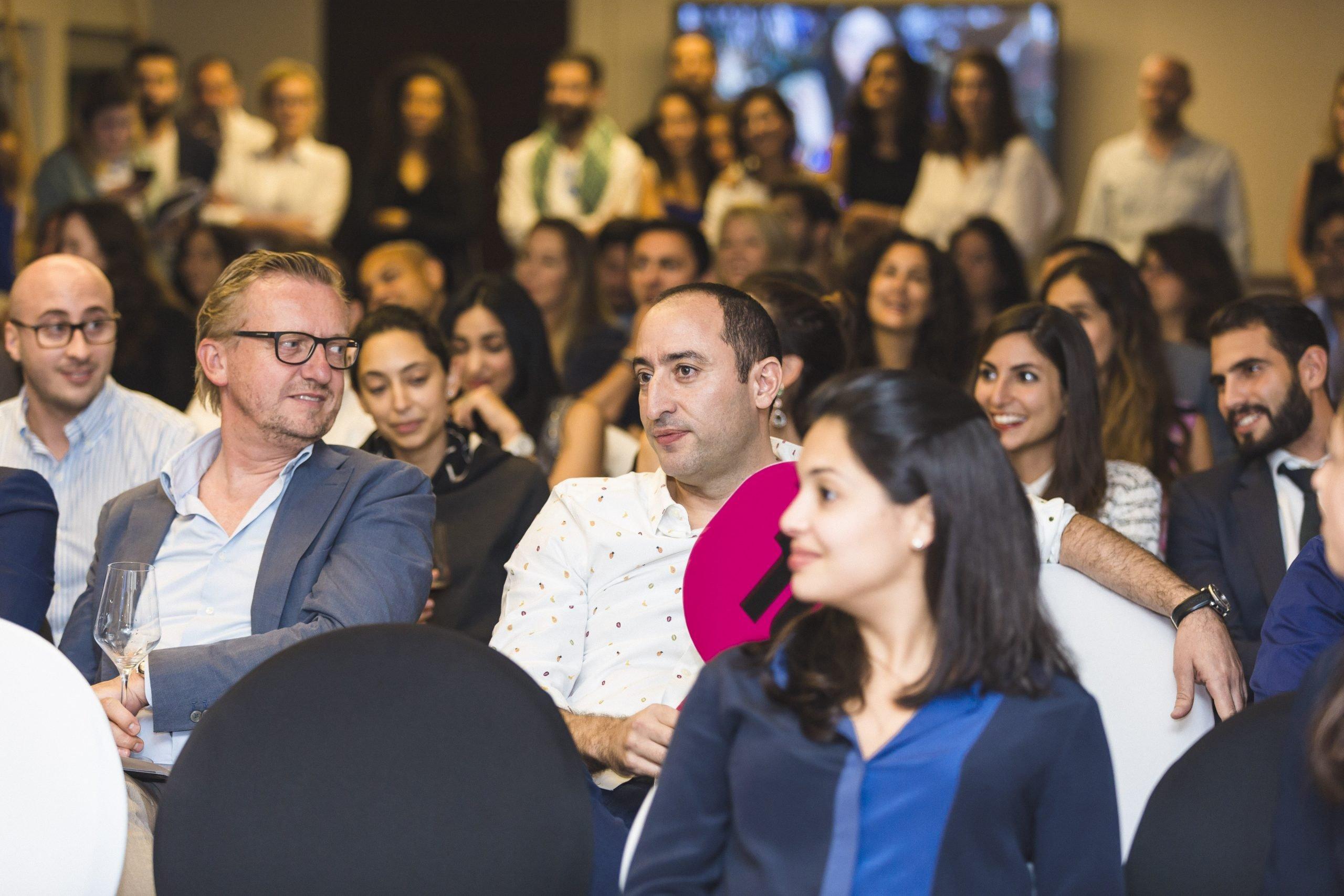Emergeast Auction III: Shifting Forward held on April 27th 2016 in Dubai, U.A.E.